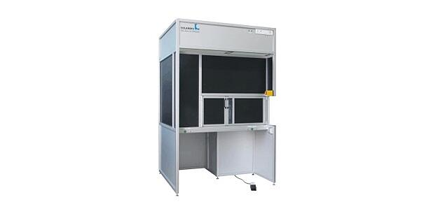 mini-environment cleanroom