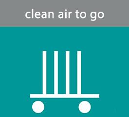clean air for go