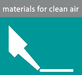 materials for clean air