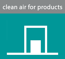 clean air for products