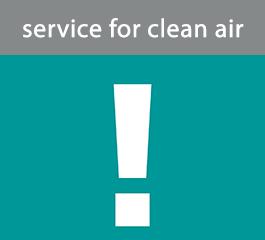 service for clean air
